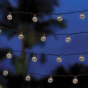 Other - Patio string lights